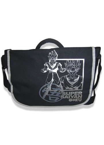 Dragonball Z Super Saiyan Goku Messenger Bag